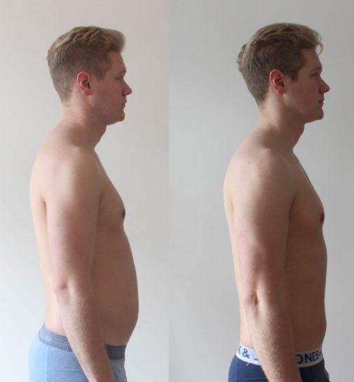 21 Tage Stoffwechselkur Vorher-Nachher-Bild