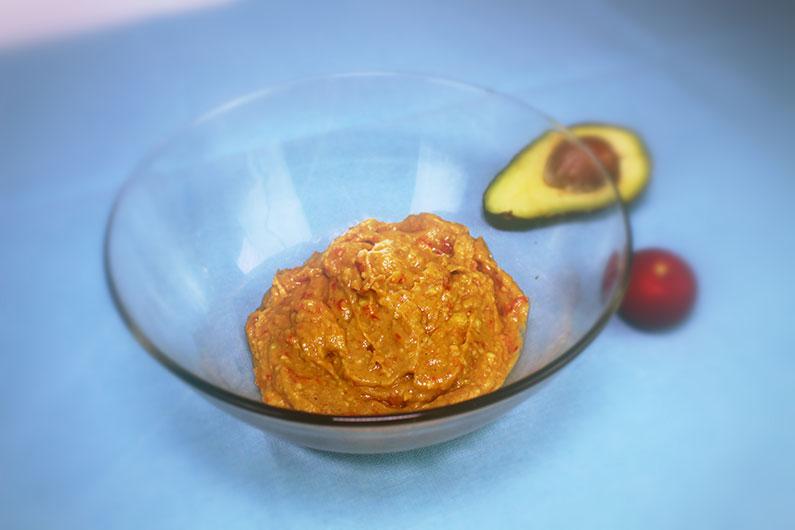 Vitaminreiche Guacamole
