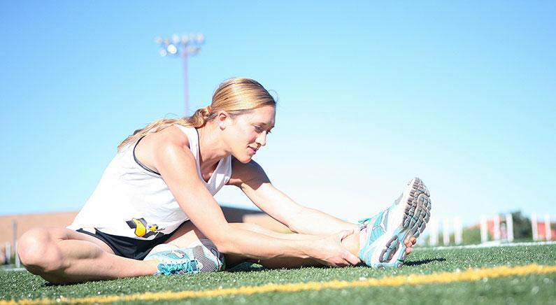Ausreichend Bewegung fördert die Gesundheit