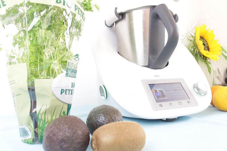 Gesund kochen mit Thermomix