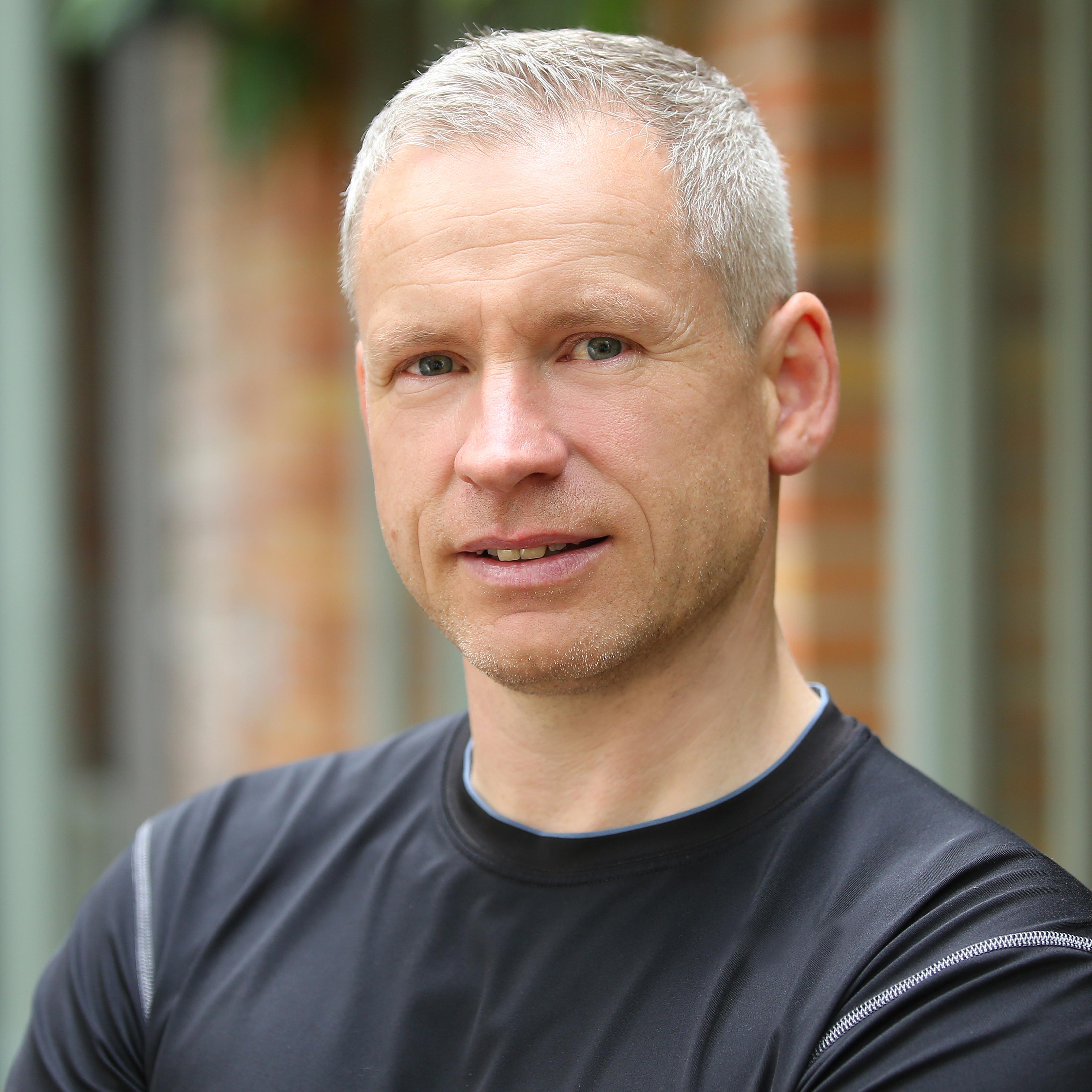 Personal Trainer und Coach Marko Hübner