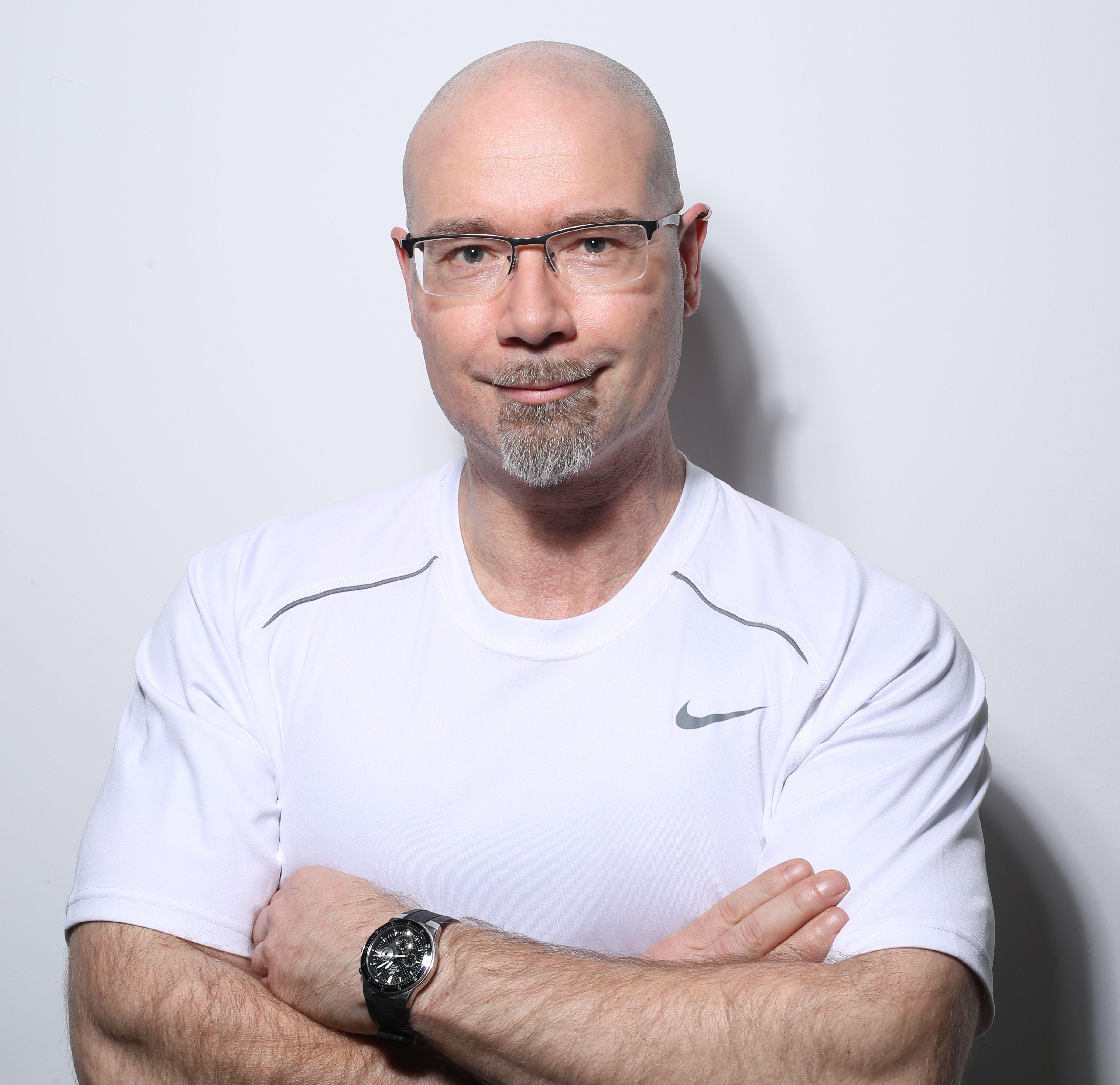 """Personal Trainer Berlin RoRoCoach  """"Der Gleichgewichtler"""""""