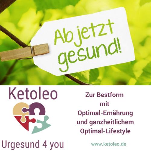 Ketoleo Ernährungs- und Gesundheitscoaching